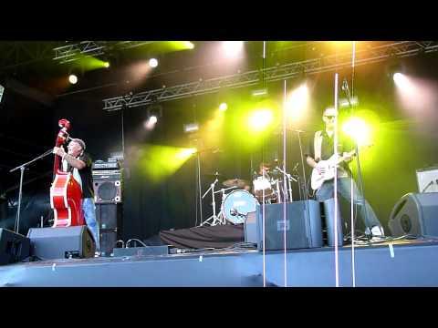 The Sharks - Crazy Maybe At Sjock Fest., Belgium 10/07/15