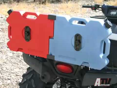 Atv Television Product Review Rotopax Flat Fuel Packs
