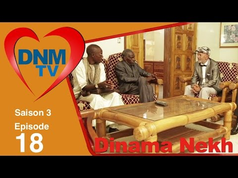 Dinama Nekh saison 3 épisode 18