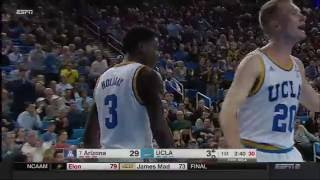 UCLA Men's Basketball vs. Arizona Highlights