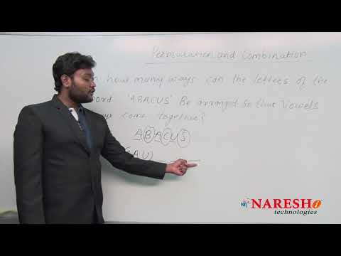 Permutation and Combination | Quantitative Aptitude Tricks and Tips | Mr. Akshay