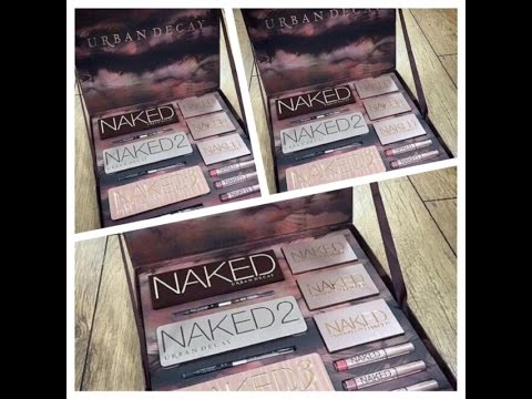 GIFT IDEAS - URBAN DECAY - THE VAULT! - YouTube