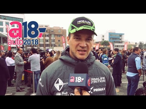 Presentación del Rally Dakar 2019 en Perú   Auto 2018