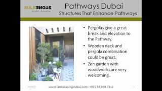 Pathway Dubai |  Ideas That Enhance Your Walking Experience To Your Backyard