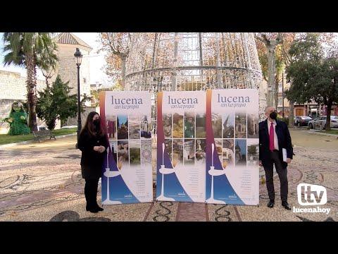 """VÍDEO: Presentación de la campaña promocional """"Lucena con luz propia"""""""