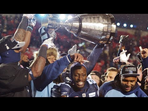 'It was unbelievable': Argos win 105th Grey Cup from Stamps