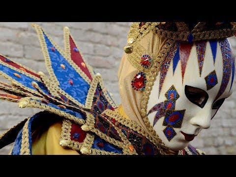 Carnevale Di Venezia 2019.  Венецианский карнавал.