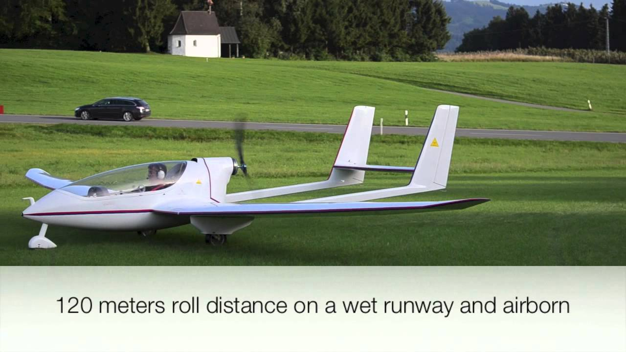 Electric Aircraft Song 120 First Flight Youtube