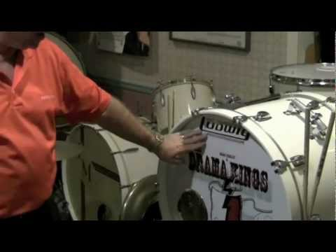 Gary Asher Interview & drum collection tour (April 2012) 1080p.mov