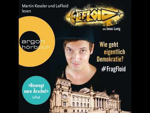 Wie geht eigentlich Demokratie: #FragFloid YouTube Hörbuch Trailer auf Deutsch