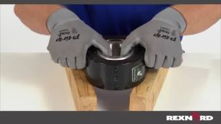 vuclip How to Adjust Rex and Link-Belt Spherical Roller Bearing Clearance