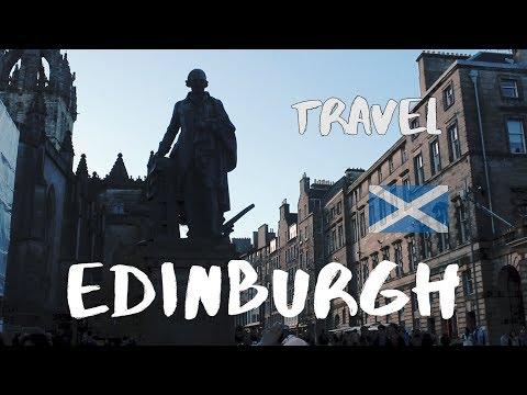 Edinburgh - Travel Video