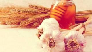 чеснок при простудных заболеваниях , польза чеснока при простуде, лечение простуды чесноком,