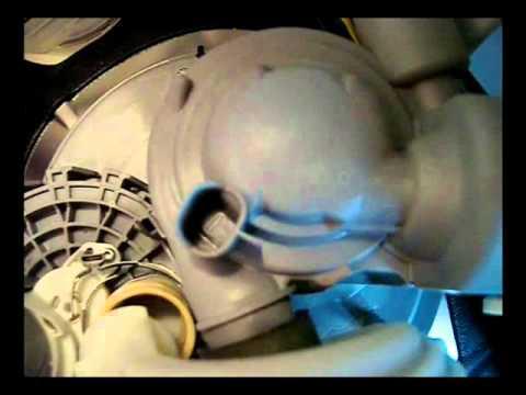 Видео Ремонт посудомоечной бош