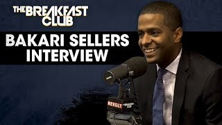 Bakari Sellers Talks 2020 Candidates, New Doc 'While I Breathe, I Hope' + More