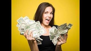 Как портят девушек деньгами