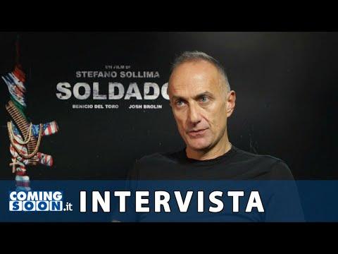 Soldado - Stefano Sollima: Intervista Esclusiva | HD