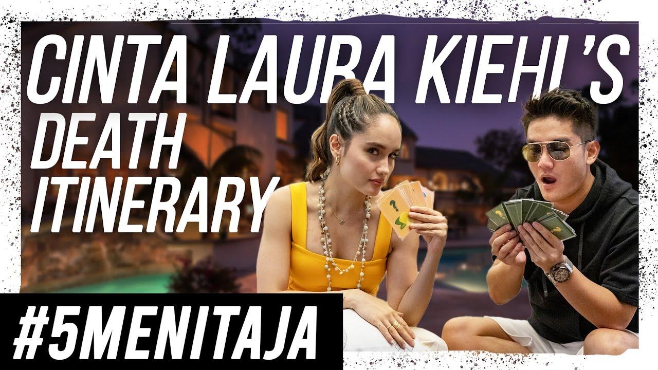 CINTA LAURA KIEHL MEMPERSIAPKAN KEMATIANNYA BARENG BOY! | #5MENITAJA