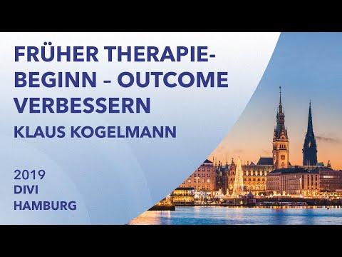 Ein früher Therapiebeginn kann das Outcome verbessern | DIVI | 2019 | Hamburg