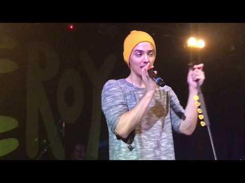 "Leroy Sanchez ""Despacito"" (Cover) Elevated Tour live in Milano 20/10/2017"