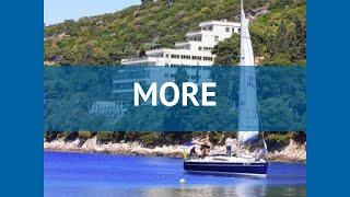 MORE 5 Хорватия Южная Далмация обзор ЂЂЂ отель МОР 5 Южная Далмация видео обзор