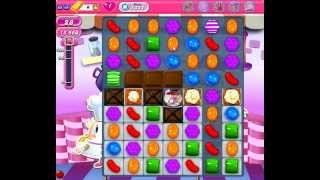 Candy Crush Saga Nivel 1311 completado en español sin boosters (level 1311)
