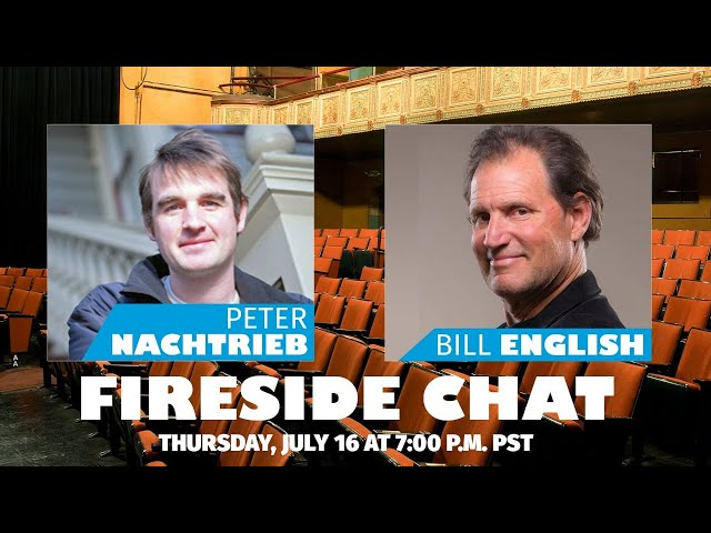 Empathy Gym Fireside Chats | Peter Nachtrieb
