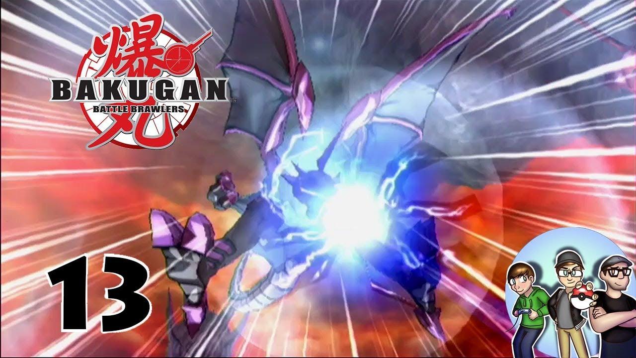 how to play bakugan battle brawlers