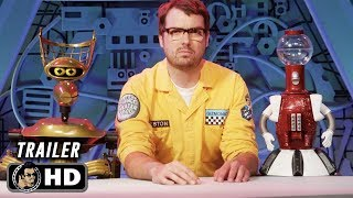 MYSTERY SCIENCE THEATER 3000: THE GAUNTLET Official Trailer (HD) Netflix Series