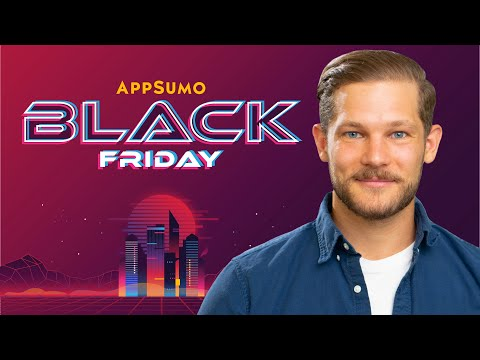 Black Friday 2020 | AppSumo