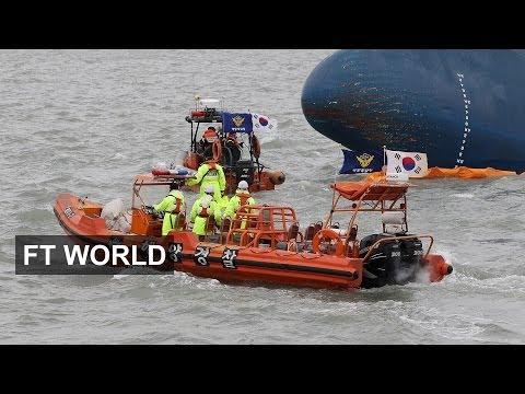 Weather conditions hamper S Korea ferry rescue