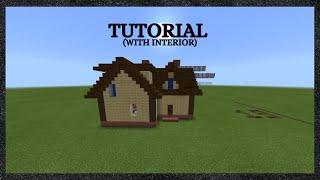 Minecraft Tutorial: How T๐ Make Hello Neighbor Beta 3 Player House With Interior!