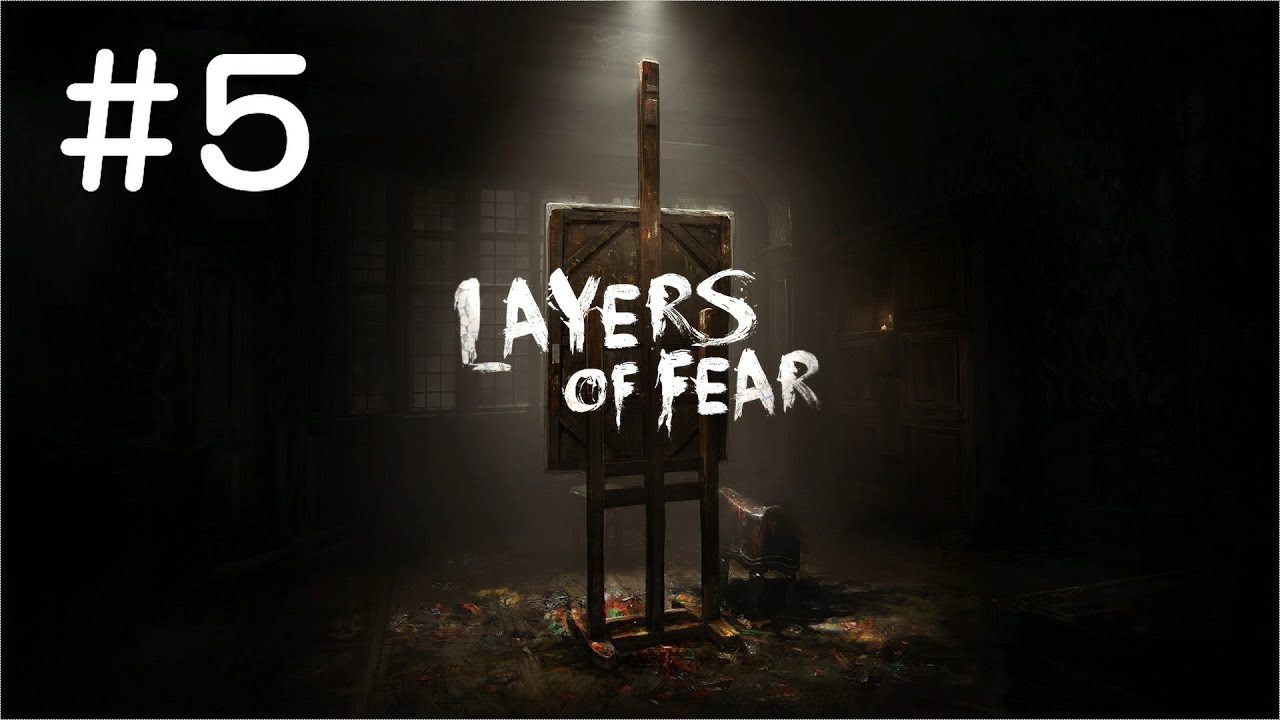 #5【ホラー】Layers of Fear【PS4】実況プレイ