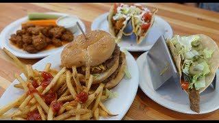 Vegan Restaurant Review: Green New American Restaurant - Phoenix, A.Z.