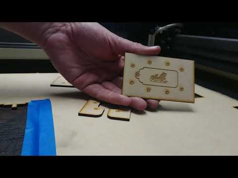 Lasers, Molten Metal and Belt Sanders (Casting a Metal Key Tag)