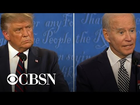 """Biden: """"I am the Democratic Party right now"""""""
