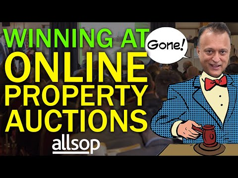 How To Win At Online Property Auctions | Property Auction Tips & Advice | Allsop Commercial | Ranjan