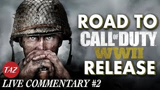 ROAD TO WWII RELEASE #2 | Call of Duty: WWII Multiplayer