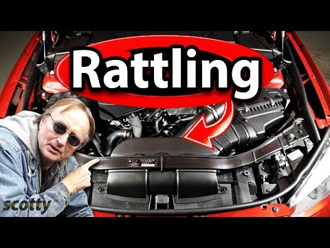 How To Fix Your Rattling Car