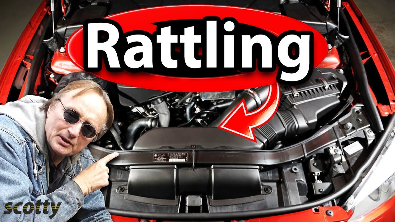 How to Fix Rattling Engine Noise in Your Car