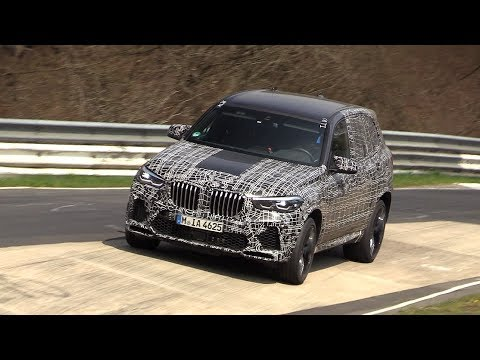 2020 BMW X5M - Exhaust SOUNDS On The Nurburgring!