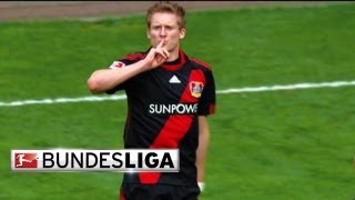 Andre Schürrle - Top 5 Goals