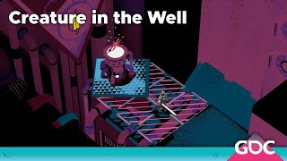 GDC Plays Creature in the Well with Adam Volker