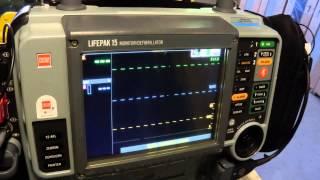 SPO2 en NIBP meten met LP15 monitor
