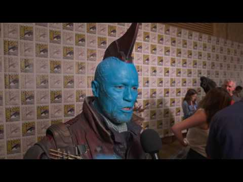 Guardians of the Galaxy Vol. 2: Michael Rooker Comic Con 2016 Movie Interview