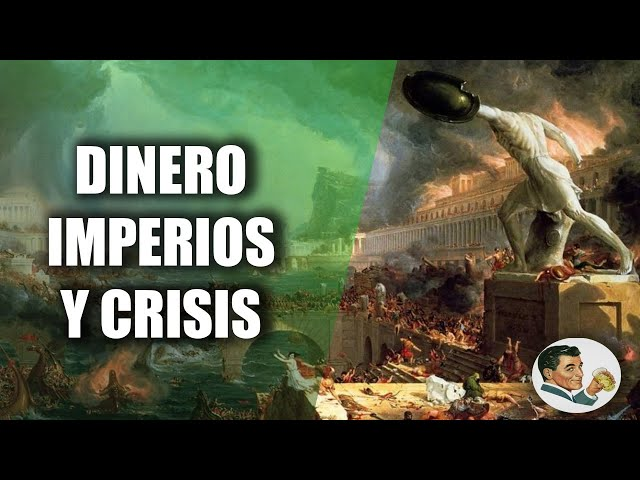 DINERO: Imperios y Crisis | Su historia y destrucción (2/4)