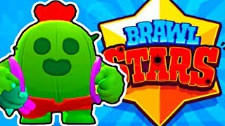 ONE CHIP AWAY FROM SPIKE?! - Brawl Stars