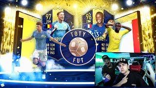 FIFA 19: DUAL TOTY Mittelfeld PACK OPENING ft DerKeller 🔥🔥