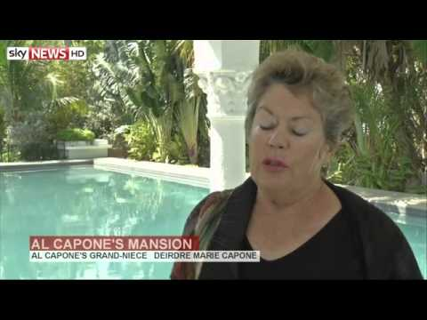 Capone's Miami Beach House Restored
