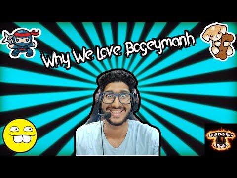 L Why We Love Boogeyman L